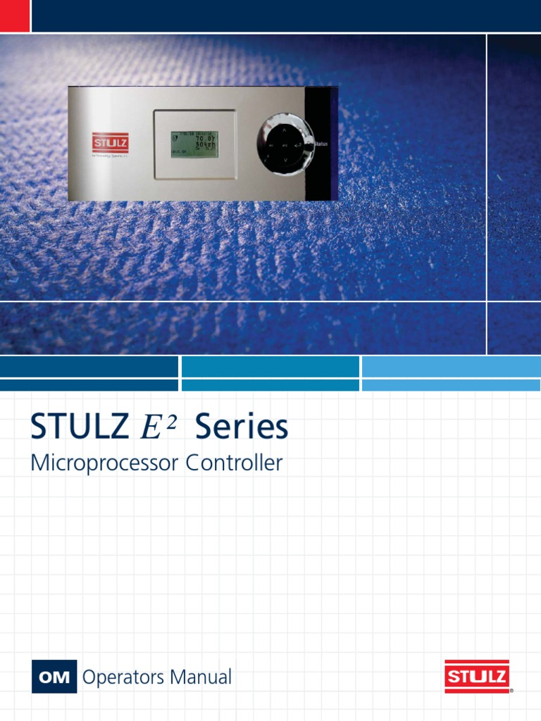 Stulz Wiring Diagram Free Download Diagrams Air Conditioner Ladder E2 Controller Iom Ozu0037j Conditioning Hvac 28 At