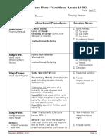 portfolio guided reading