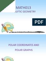 7 Polar Coordinates