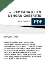 Askep Pada Klien Dengan Gastritis
