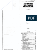 Tecnologia Del Proceso de Fundicion