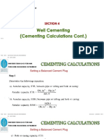 CH4 Cementing Calculations Part-2-1