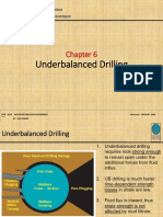 Chapter 6 Underbalanced Drilling