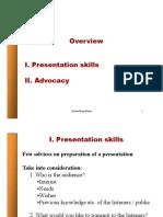 Presentation Advocacy Policy-Brief