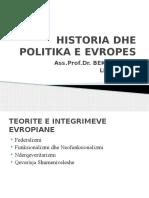 Historia Dhe Politika e Evropes-ligj 3