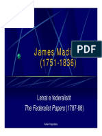 Letrat e Federalistit