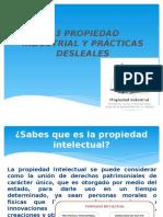 5.3 PROPIEDAD INTELECTUAL Y PRACTICAS DESLEALES