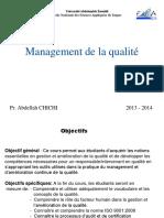 Teg Formation De Responsable En Management Qhse