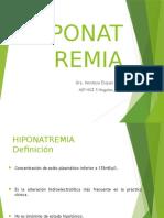 Expo Hiponatremia
