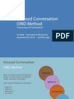 ORID Method