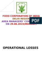 Area Managers Meeting Final Presentation to Be Held on 29.06.2015 (1)