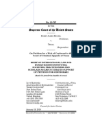 Intl Human Rights Institutes Et Al Amicus Brief