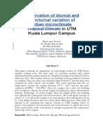 First Dissertation