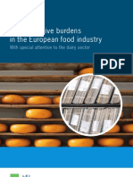EUfood Industry Administrative Borders