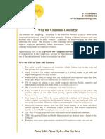 Chapman Concierge