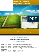 HUM130 professional tutor/hum130.com
