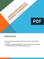 Presentación oficial de Psoriasis