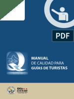 Manual de Calidad Para Guias de Turistas