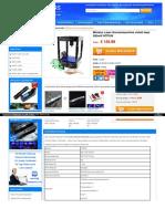 Miniatur Laser Graviermaschine violett laser 500mW HTPOW
