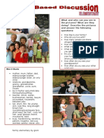 25446 Picturebased Discussion Elementary 1 Family