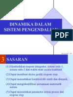 Dinamika Sistem Proses