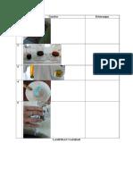 Gambar percobaan sintesis senyawa ion logam transisi