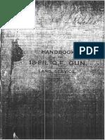18pdr QF Gun - UK1915