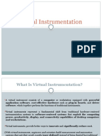 Virtual Instrumentation 19.4.2016