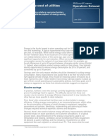 Turning Down the Cost of Utilities in Retail