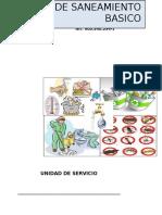 Plan de Saneamiento Basico Para CDI