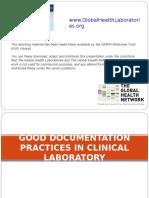 Module 9 Gclp Good Documentation Practice