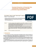 Microwave Assisted Extraction of Essential Oils from Enzymatically Pretreated Lavender revised.pdf