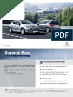 207 Handbook User Guide Peugeot