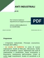 01 Presentazione Corso 2014 15