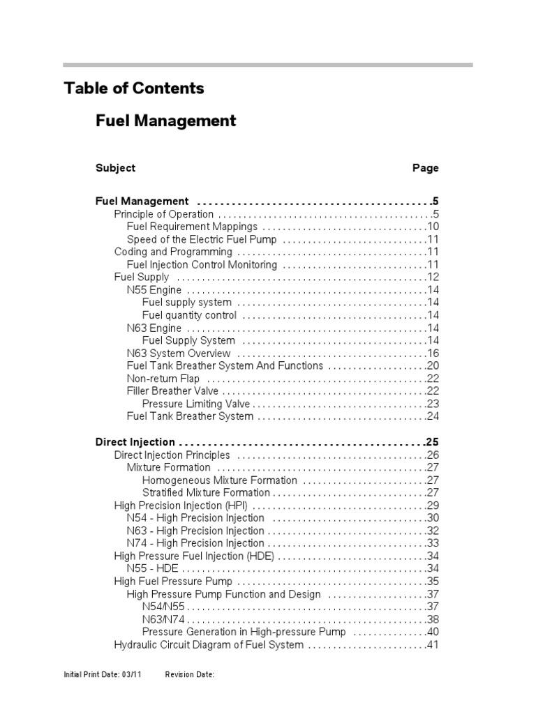 04_Fuel Management pdf | Pump | Valve