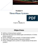 Module 8 Three Phase Systems v3