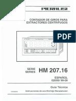 Pieralisi HM 207 16