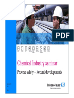 Process Safety and Instrumentation - Endress+Hauser