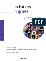 Beauchemin, Christelle Hamel Et Patrick Simon_Trajectoires-et-Origines