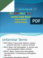 Blok Hematologi