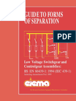 01 -A Guide to Forms of Separation in LV Switchgear
