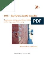PAS - Parcours Audio Sensible