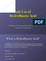 Introduction to Hydrofluoric Acid