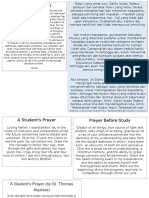 Christian Students Prayers