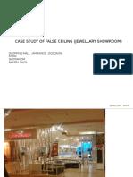 Case Study on False Ceiling