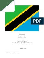 tanzaniateddyirmanmunpositionpaper docx