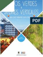 Guia de Techos Verdes y Jardines Verticales