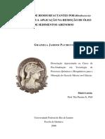Biossurfactante Por Rhodococcus Erythropolis (1)