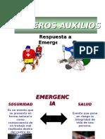 10 PRIMEROS AUXILIOS