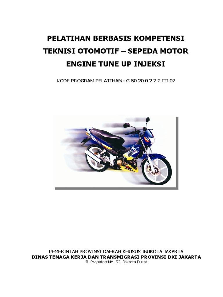 21 Spesifik Engine Tune Up Injeksi Sepeda Motor 1 Wiring Diagram